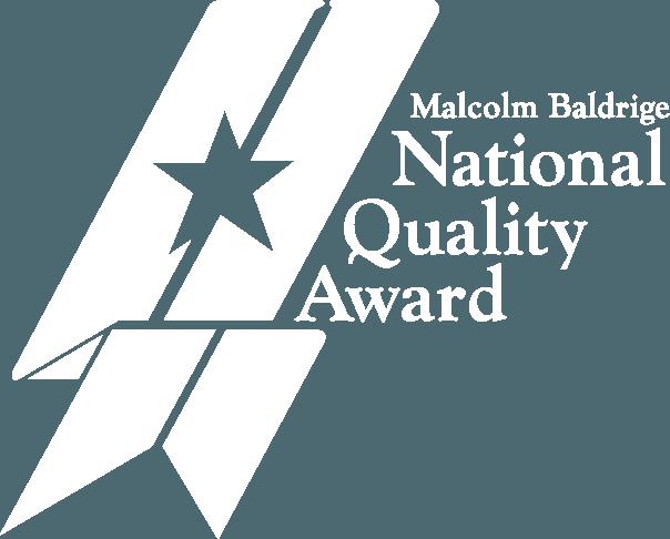 Malcolm Baldrige National Quality Award badge