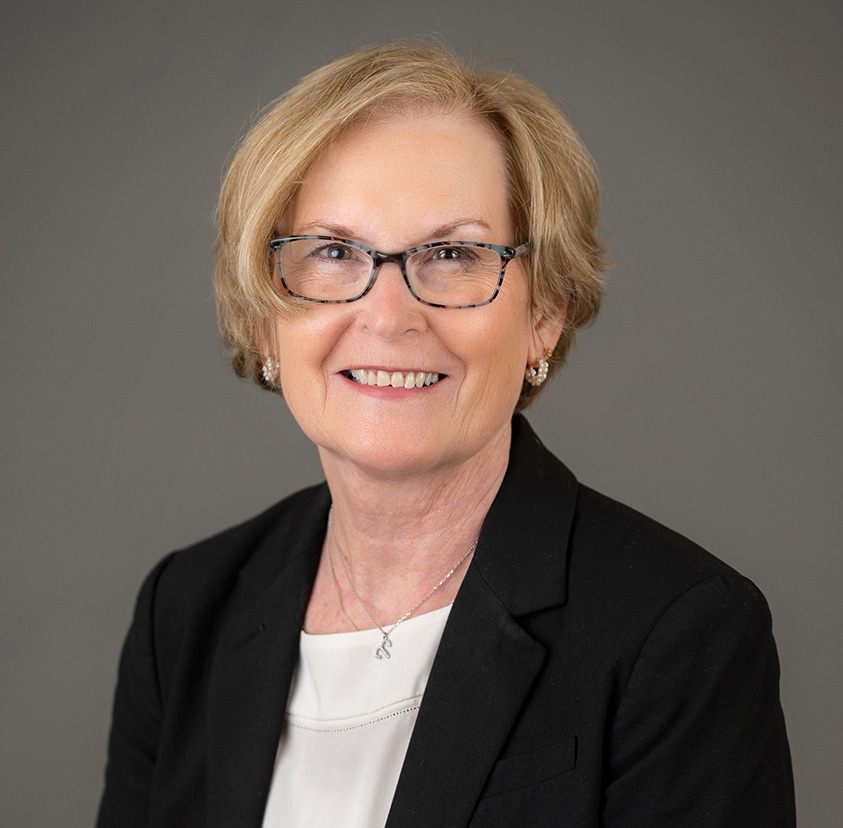 Headshot of Cathy Hamel