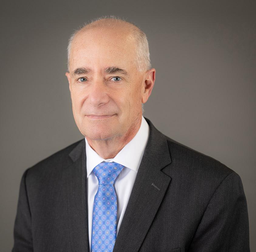 Headshot of John Chessare