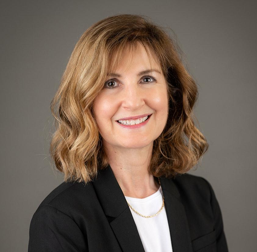 Headshot of Susan Martielli